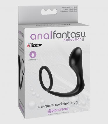 Anal Fantasy - Anillo mas Estimulador del punto P