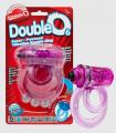 Anillo Doubleo 6 Vibradora Púrpura
