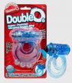 Anillo Doubleo 6 Azul con Bala Vibradora