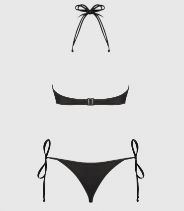 Costarica Bikini Negro Obsessive