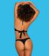 Paralia Bikini Negro de Obsessive