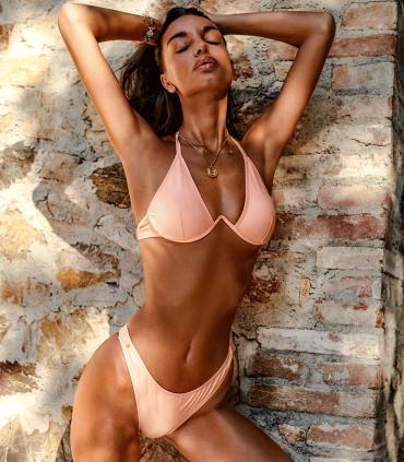 Paralia Bikini Coral de Obsessive