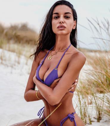 Beverelle MIcro Bikini Violeta Intenso Obsessive